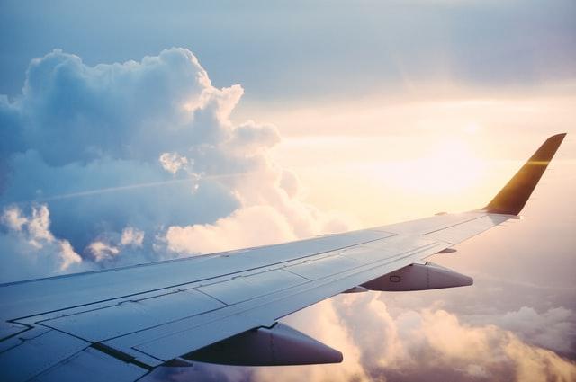 თვითმფრინავი ფრენა